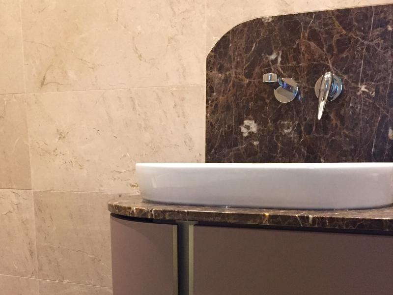 Badkamer Met Natuursteen : Natuursteen voor badkamer inspirerende project van der valk