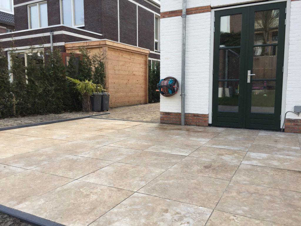 Natuursteen Tegels Buiten : Natuurstenen marmer voor buitenterras va. u20ac59 p m2
